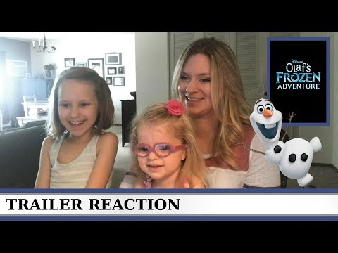 Olaf's Frozen Adventure – TRAILER Review