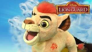 The Lion Guard Leap 'n Roar Kion from Just Play