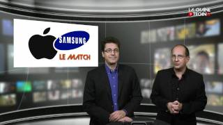 JTECH 75 : Googleplex, LeWeb11, Apple-Samsung, tablette souple