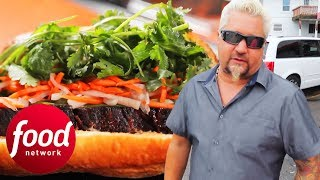 Phone Shop Turned Restaurant Makes Delicious Vietnamese BBQ Brisket | Diners, Drive-Ins & Dives