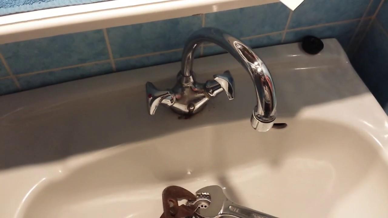 Youtube wechseln wasserhahn dichtung Wasserhahn Dichtung