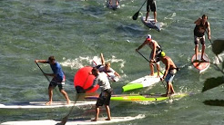 Stand Up Paddle Race on Lake Tahoe: Race the Lake of the Sky 2013