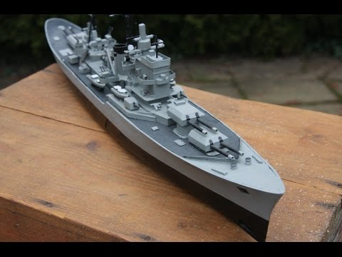 Model Ship Building:  Tips and Tricks # 1