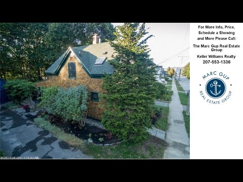 61 Willard ST, South Portland, ME Presented by The Marc Gup Real Estate Group.