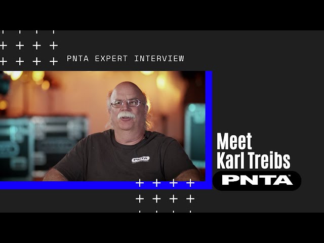 Meet Karl Treibs from PNTA Tech Services Team