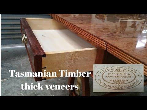 Tasmanian Timber  Veneers