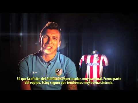 """Mandžukić: """"Ich passe zu Atlético"""""""