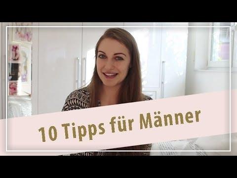 10 Basics für Männer / 10 Tipps an Männer / Äußerlichkeiten, Verhalten, Körperhygiene