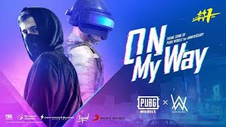 #OMWChallenge #AlanWalker Took 4 Days Of Making And Editing This On My Way Challenge!