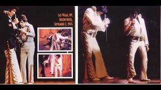 Video Elvis Presley - Excerpt from Las Vegas Hilton September 2nd 1974 C.S, AUDIO ONLY [HD Remaster], HQ download MP3, 3GP, MP4, WEBM, AVI, FLV Juli 2018