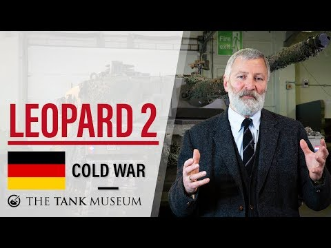 Tank Chats #66 Leopard 2 | The Tank Museum