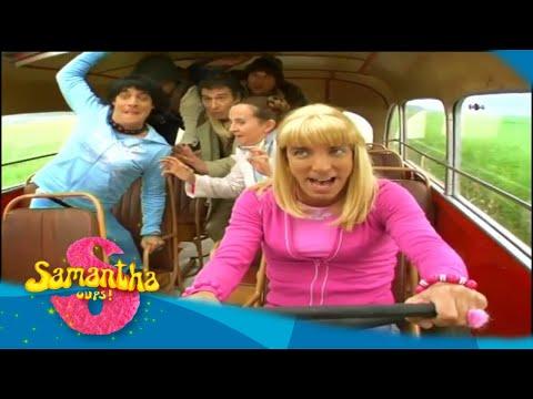Une virée en bus (3) - Samantha Oups ! Au gîte