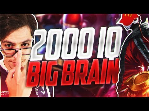 LL STYLISH | 2000IQ BIG BRAIN