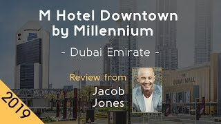 M Hotel Downtown By Millennium 4⋆ Review 2019