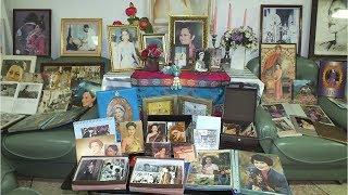 หนุ่มสะสมพระบรมฉายาลักษณ์สมเด็จพระราชินี ในรัชกาลที่ 9 กว่า12,000ภาพ: Matichon TV