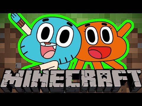 Gumball ve Darwin | Minecraft Macera...