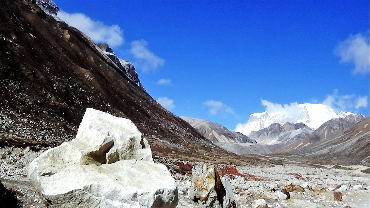 Sikkim Yumthang Valley To Zero Point Road Trip Part 1