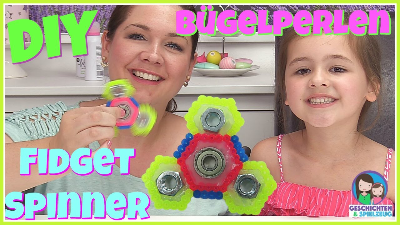 diy fidget spinner aus b gelperlen fidget spinner ganz einfach selber bauen youtube. Black Bedroom Furniture Sets. Home Design Ideas