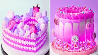 Extreme Cake - Easy & Quick Colorful Cake Decorating Tutorials | So Tasty Cake Decorating Recipes | So Easy Cakes - VIDEOOO