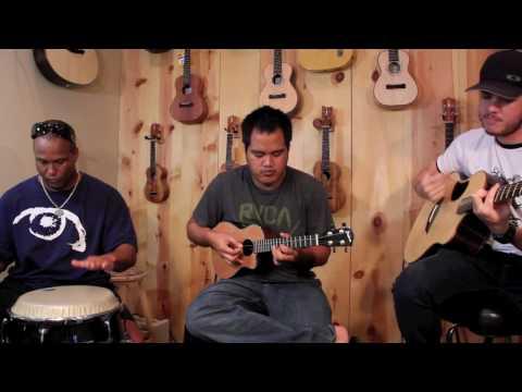 Jammin' at Hawaii Music Supply