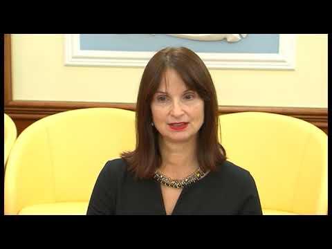 telekanal Vektor: Зустріч з Послом Албанії в Україні