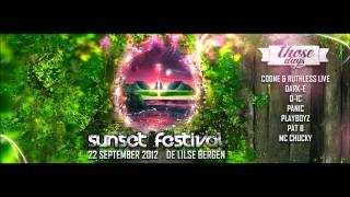 Pat B @ Sunset Festival - Those Days Stage