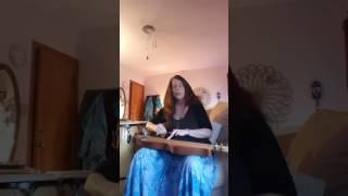 Dulcimer - Joni Mitchell - All I Want