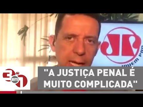 """José Maria Trindade: """"A justiça penal é muito complicada"""""""
