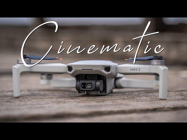 DJI Mini 2 Cinematic 4K Video - The camera is REALLY GOOD!