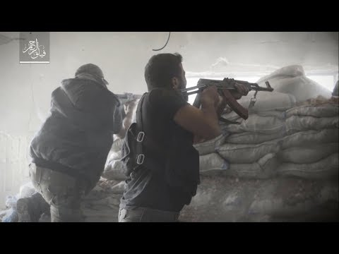 FSA in East Ghouta - despite facing regime's scorched earth we will not lose our resolve