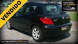 Peugeot 307 Presence Pack 1.6 [vendido]   Especialista em CARROS