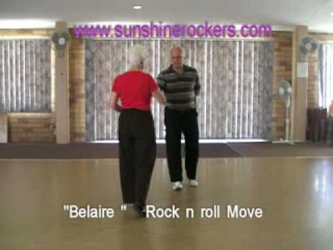 Rock n Roll Dance - move- BELAIRE.flv
