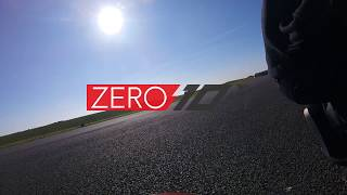 ZERO 10X Extreme Electric Scooter | Acceleration | RAFF Bentwaters Runway 2018 | PET
