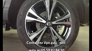 Nissan qashqai occasion visible à Lons présentée par Vpn pau - will auto