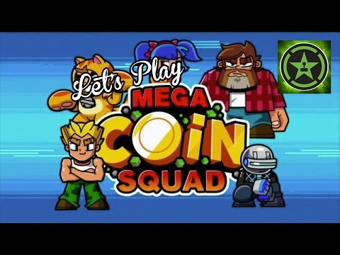 Let's Play - Mega Coin Squad