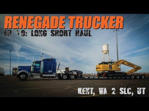 Renegade Trucker EP19   Long short haul