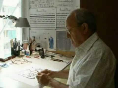 Carlos Grangel (Visita al estudio de animación)