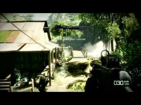 Battlefield: Bad Company 2 - Weapon Locations Achievement Guide Part 1
