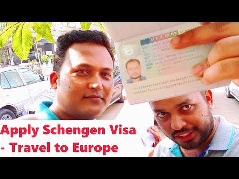 Get Tourist Visa For Europe In Simple Way Do It Yourself | Europe Visa Explained | Episode 2