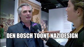 Nazi's niet welkom bij expo over Hitlers nazidesign