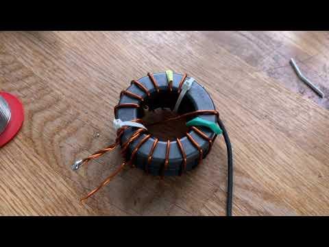 Build A HWEF Antenna - Lockdown Activities Part 3
