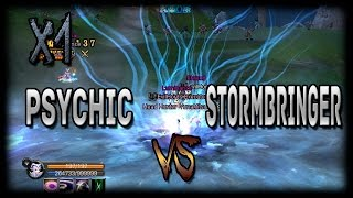 "PWI - PvP X1 Psychic VS StormBringer all RRR9 gear ""X1 Beta"""