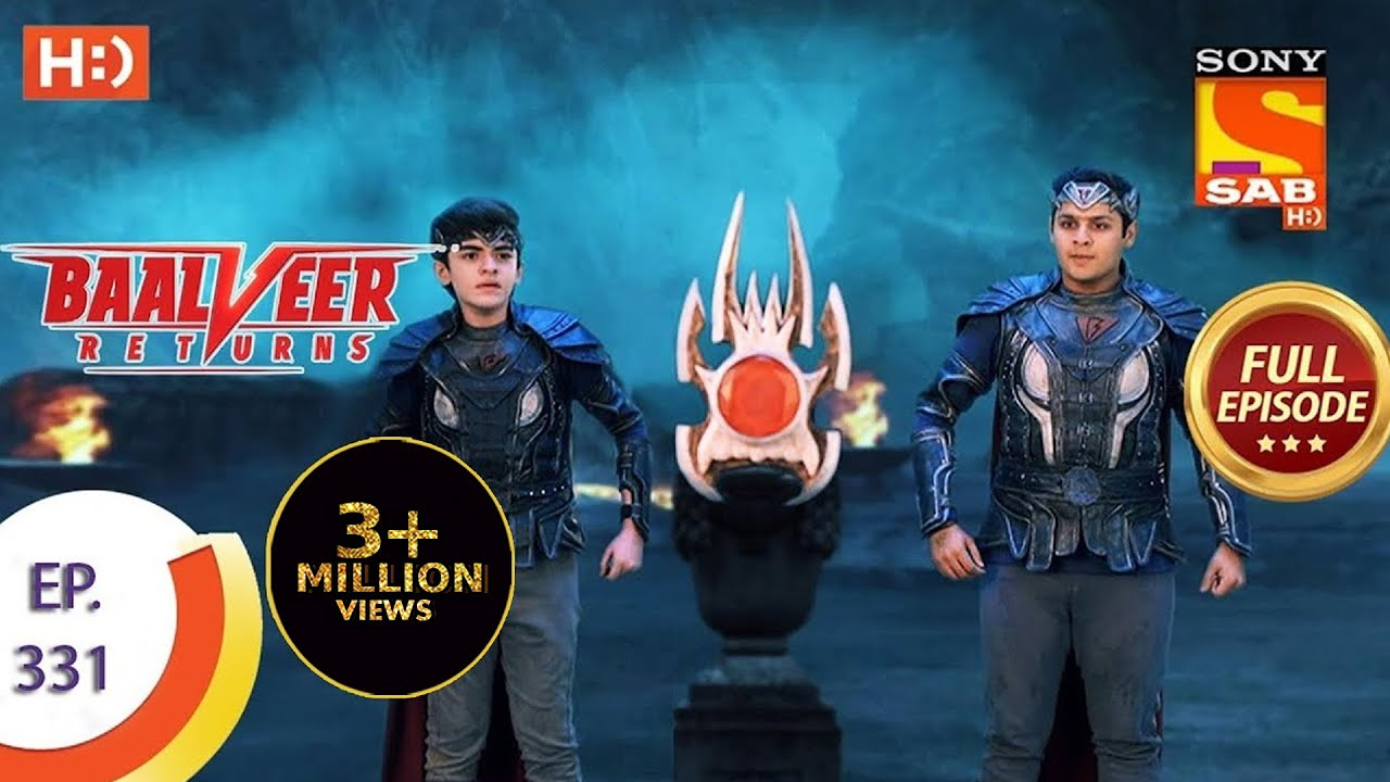 Download Baalveer Returns - Ep 331 - Full Episode - 30th March, 2021
