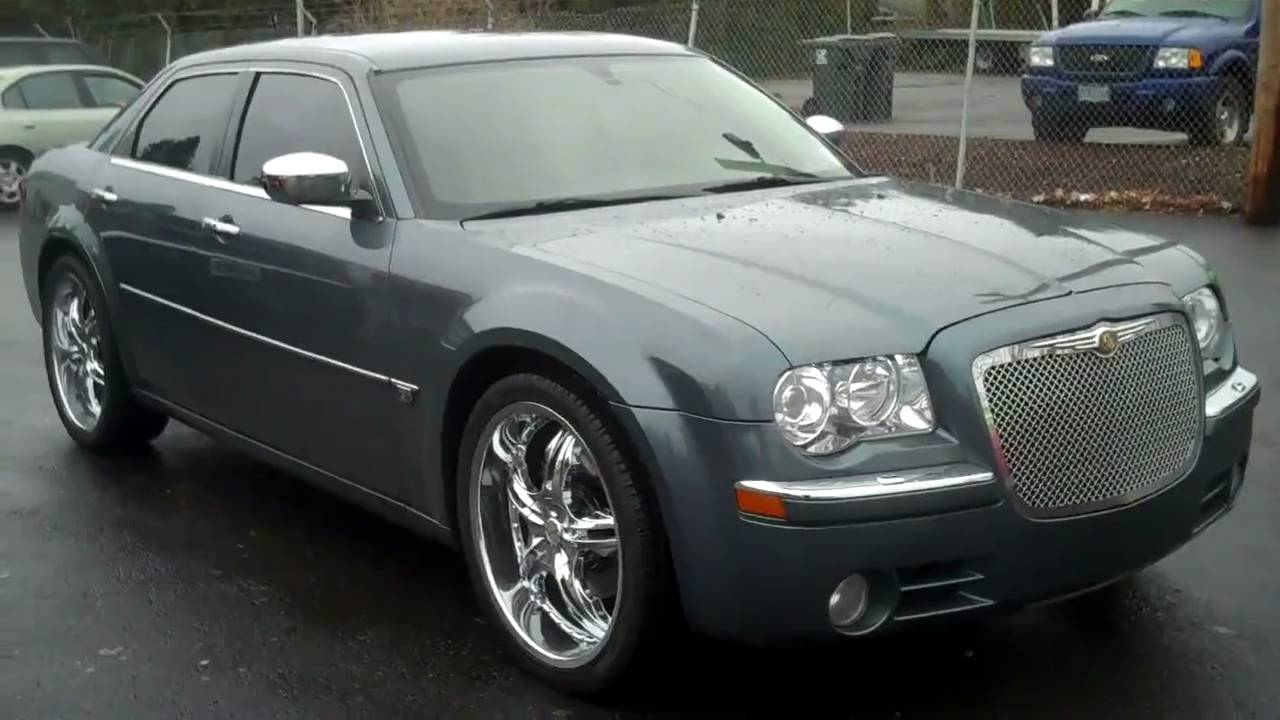 2006 Chrysler 300C V8 5.7 Liter HEMI - YouTube