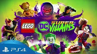 LEGO DC Super Villains | Announce Trailer | PS4