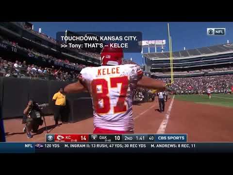 Kansas City Chiefs Vs Oakland Raiders   Full Game Highlights