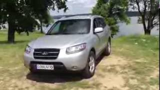 видео Краткий обзор рестайлинговой Hyundai Santa Fe