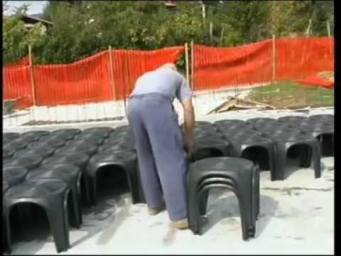 Iglu 39 encofrados para losas huecas y c maras de - Losas de hormigon para jardines ...