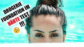 Heftige (!!) Neuheit IDrogerie Foundation im 5 Tage Test! Wasserfest? Full Coverage? I Tamtam Beauty