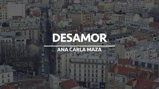 Ana Carla Maza - Desamor